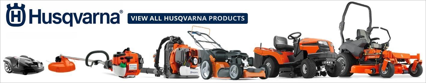 Husqvarna Product Range