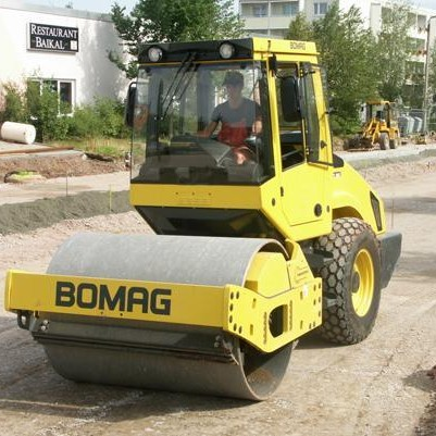 Bomag 177 Image 1