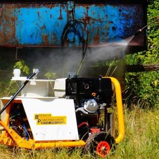 Petrol Powerwasher 3000 Image 1