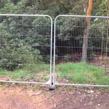 Security Fencing Panels Image 1