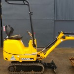 JCB 8008 MICRO DIGGER FOR SALE