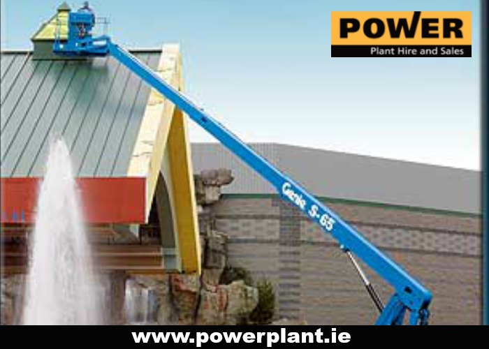 CHERRYPICKER HIRE WEXFORD POWER PLANT HIRE