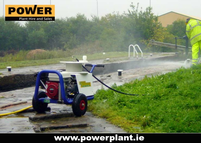 CLEANING, PAINTING & DECORATING EQUIPMENT FOR HIRE IN WEXFORD FROM POWER PLANT HIRE