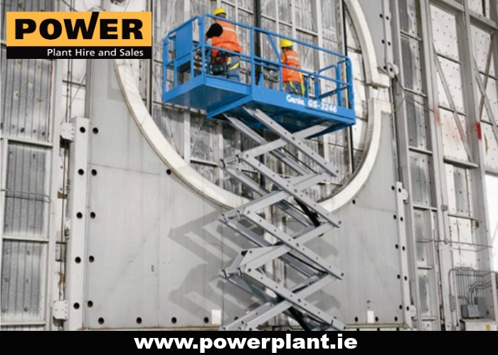 POWERED ACCESS EQUIPMENT FOR HIRE IN WEXFORD FROM POWER PLANT HIRE