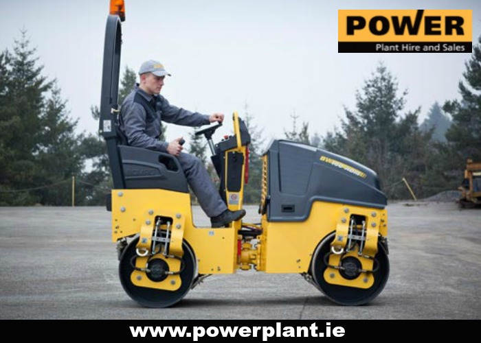 COMPACTION EQUIPMENT FOR HIRE IN WEXFORD FROM POWER PLANT HIRE