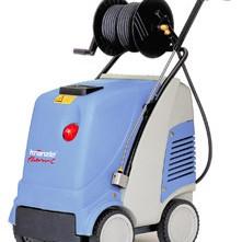 Hot Water Electric Powerwasher Image 1