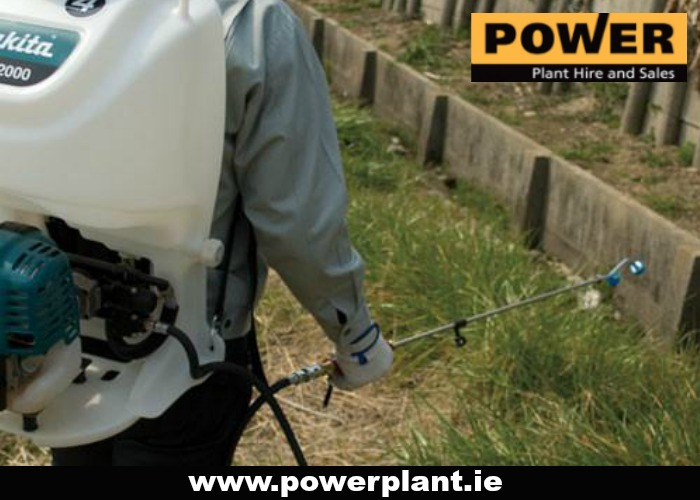 LANDSCAPE AND GARDEN EQUIPMENT FOR HIRE IN WEXFORD FROM POWER PLANT HIRE