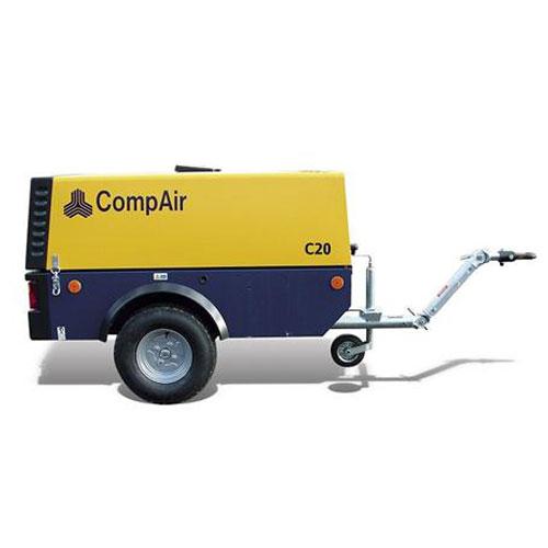 Compair C20 70 CFM Compressor