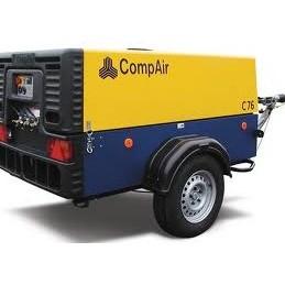 Compair C76 250 CFM Compressor
