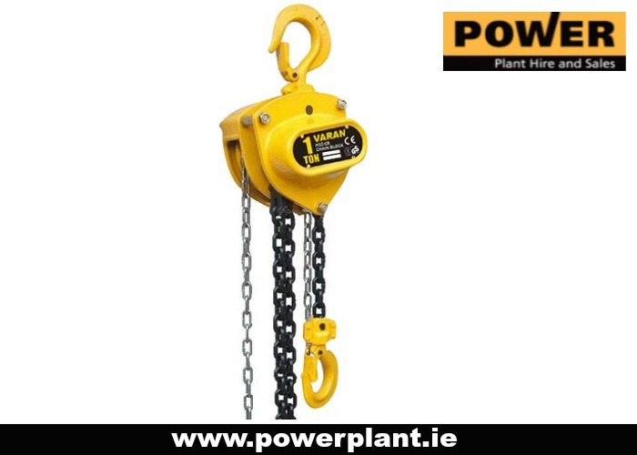 Lifting & Handling | Power Plant Hire and Sales