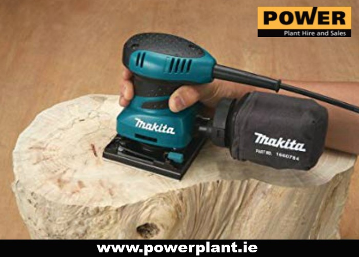 PALM SANDER FOR HIRE IN WEXFORD FROM POWER PLANT HIRE