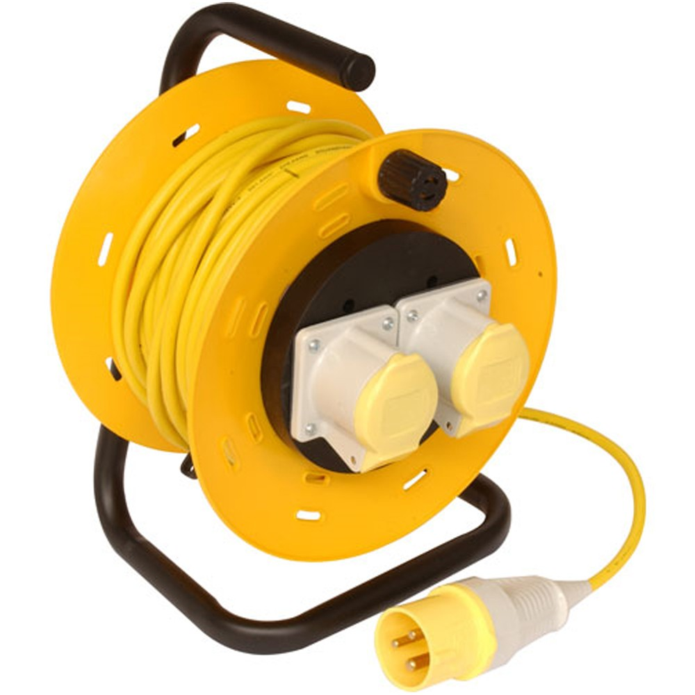 110V Extension Reel