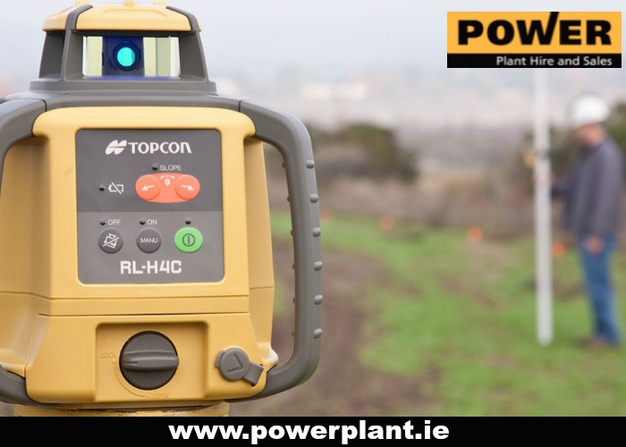 SURVEY EQUIPMENT FOR HIRE IN WEXFORD FROM POWER PLANT HIRE