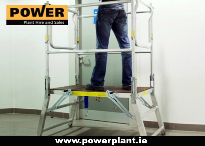ACCESS HIRE WEXFORD POWER PLANT HIRE