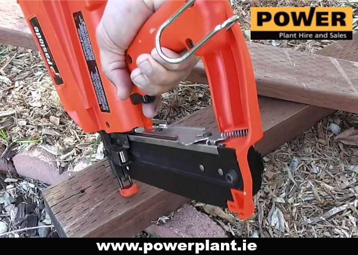 FIXING AND NAILING EQUIPMENT HIRE IN WEXFORD FROM POWER PLANT HIRE
