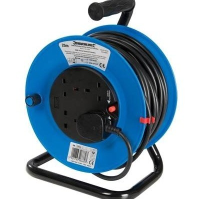 240V Extension Reel