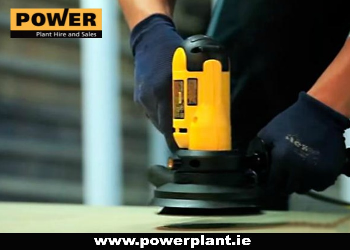 DISK SANDER FOR HIRE IN WEXFORD FROM POWER PLANT HIRE
