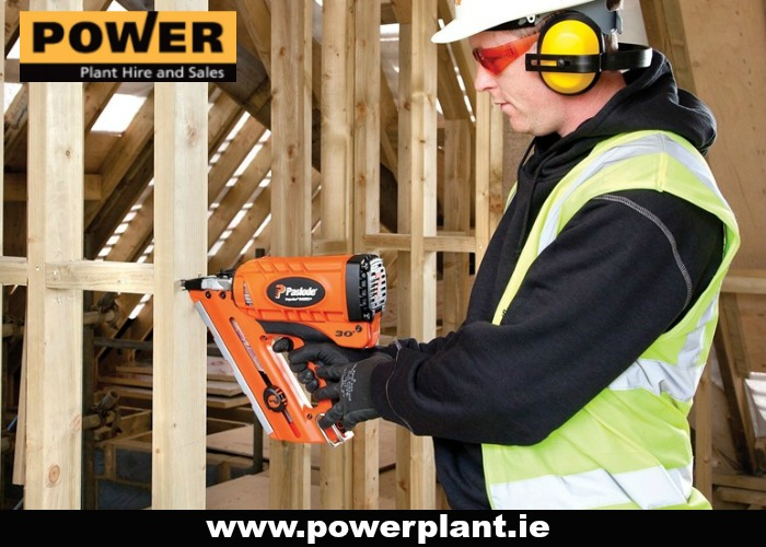3-9FIXING AND NAILING EQUIPMENT HIRE IN WEXFORD FROM POWER PLANT HIRE