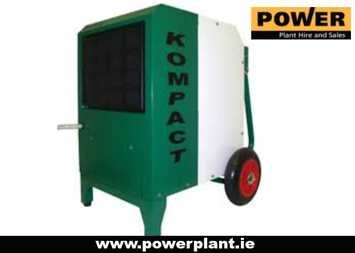 DEHUMIDIFIER FOR HIRE IN WEXFORD FROM POWER PLANT HIRE