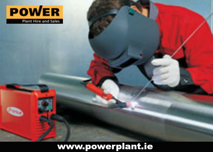 WELDER HIRE IN WEXFORD FROM POWER PLANT HIRE