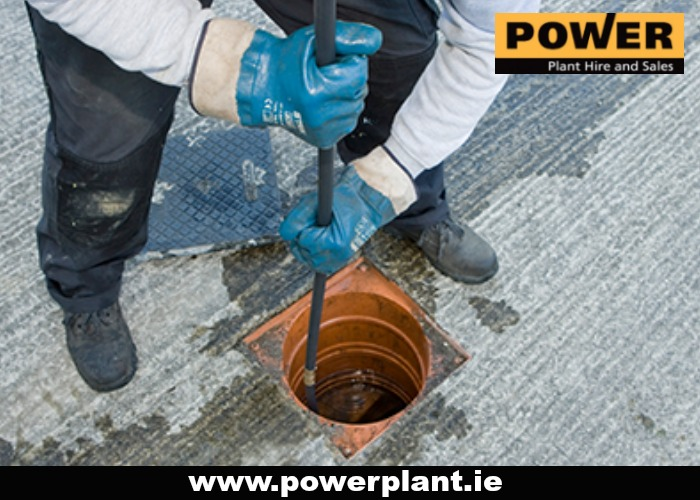 PLUMBING AND PUMPING EQUIPMENT FOR HIRE IN WEXFORD FROM POWER PLANT HIRE