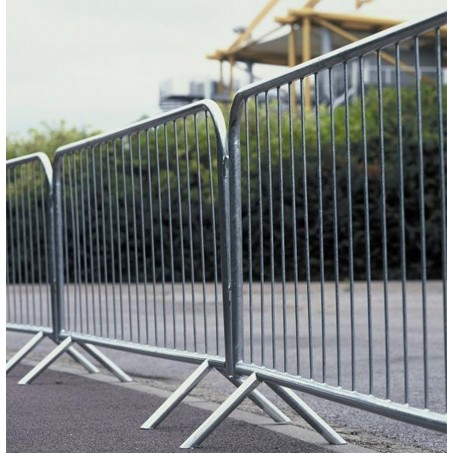 Crowd Control Barrier Image 1
