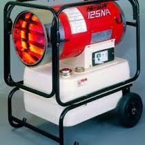 Diesel Space Heater Hotgun Image 1
