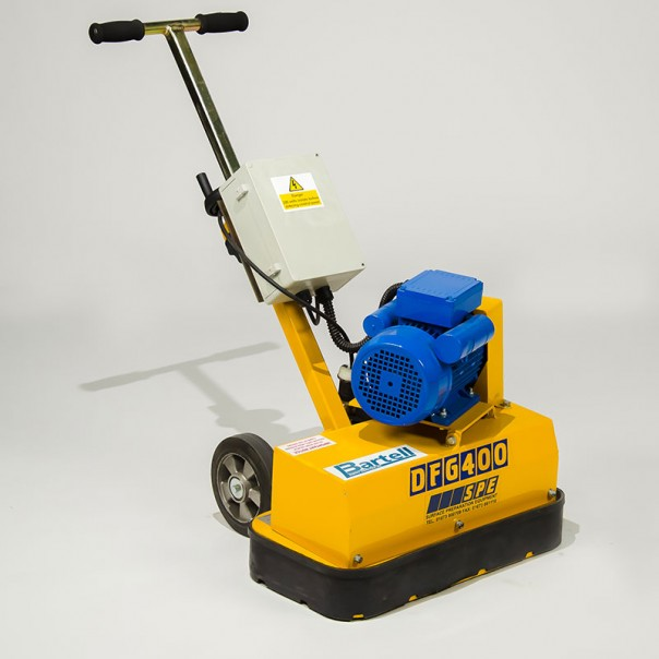 Electric Diamond Floor Grinder Image 1