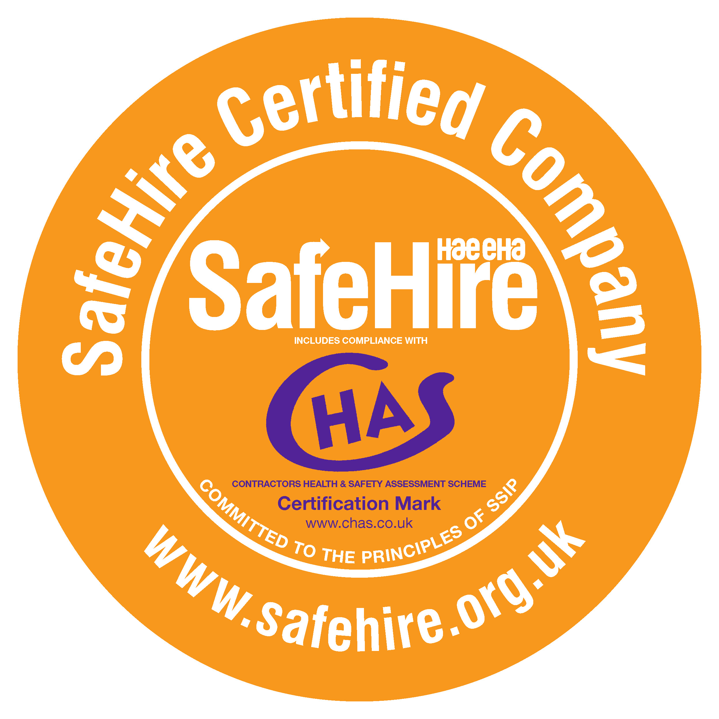 Safehire Certified Company