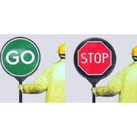 Stop Go Signs Image 1
