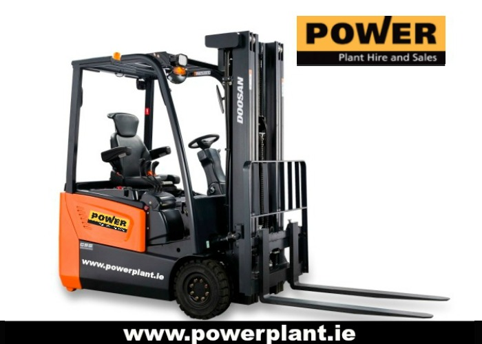 FORKLIFT HIRE WEXFORD POWER PLANT HIRE