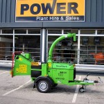 New Greenmech Arborist 150 Wood Chipper
