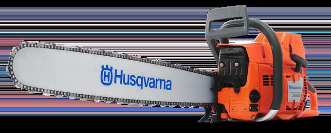HUSQVARNA Large Petrol Chainsaw 395 XP®