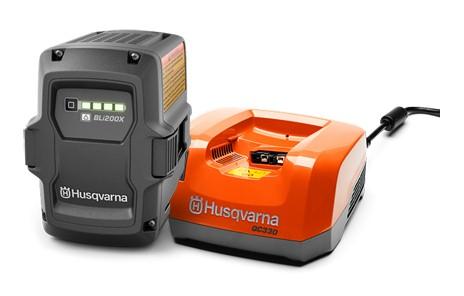 HUSQVARNA Batteries & Chargers