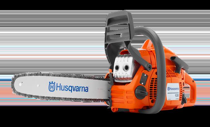 HUSQVARNA Petrol Domestic Chainsaw 135