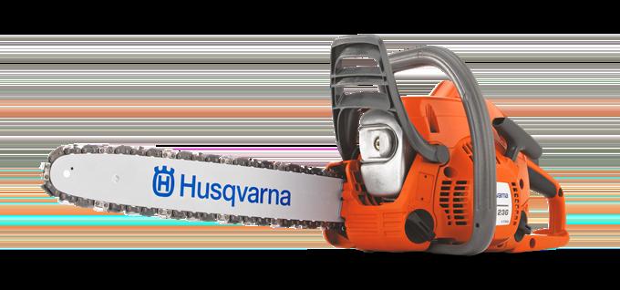 HUSQVARNA Small Petrol Chainsaw 236