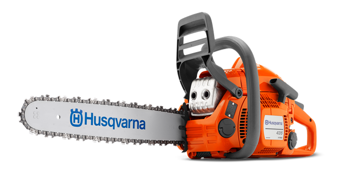 HUSQVARNA All Round Petrol Chainsaw 435