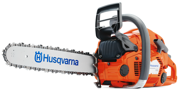 HUSQVARNA Commercial Chainsaw 555