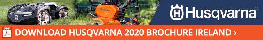 Husqvarna 2020 Brochure PDF
