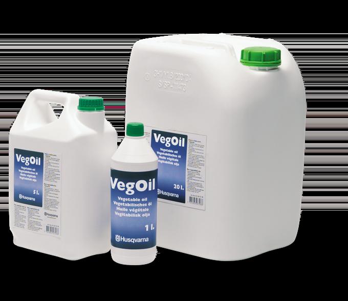 HUSQVARNA Saw Chain Oil, Vegoil 5L