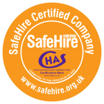 Power Plant Hire SafeHire Certification Renewed