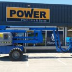 Powered Access Hire Fleet Additions