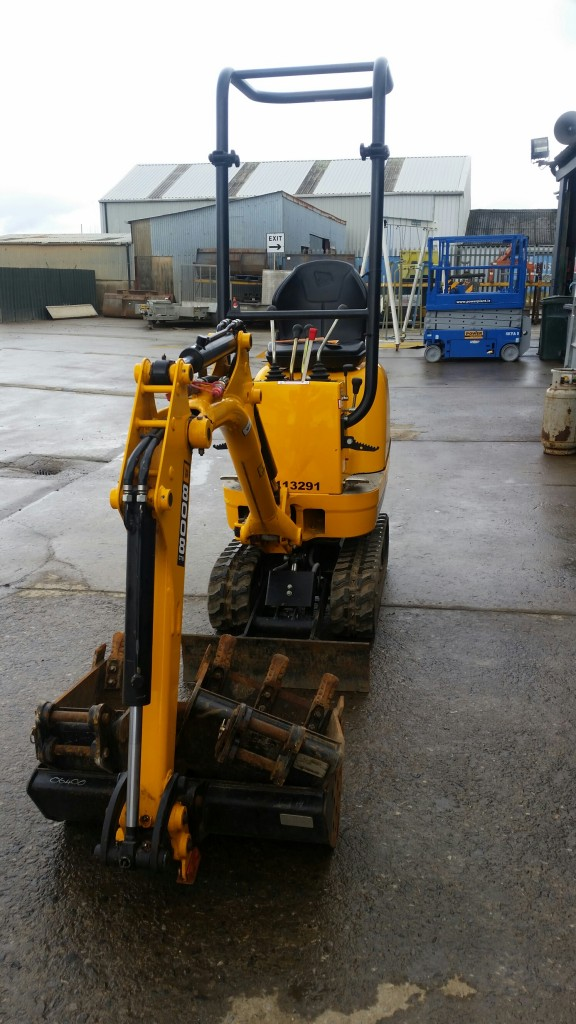 MICRO DIGGER, 2016, FOR SALE