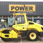 Plant Hire Wexford Bomag 177 Soil Compactor
