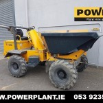 BARFORD 3 TON SWIVEL DUMPER