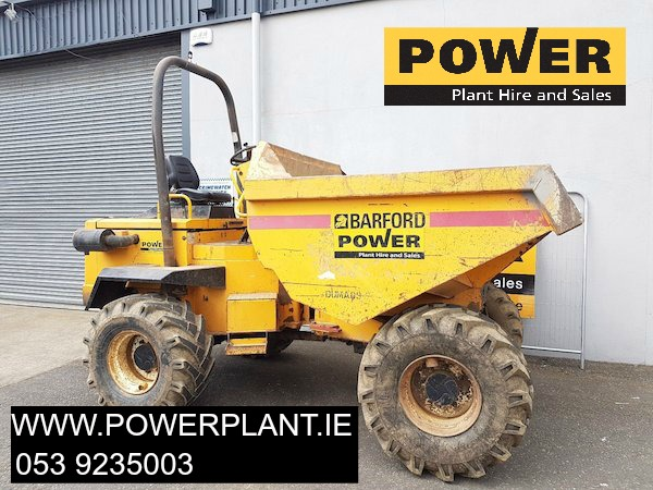 barford-9-ton-dumper-for-sale-wexford-power-plant-hire