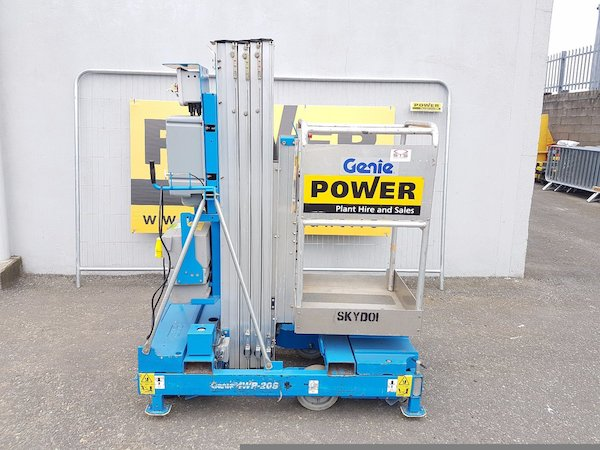 GENIE IWP 20 S LIFT | Power Plant Hire and Sales