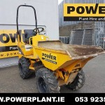 thwaites-1-ton-hi-tip-dumper-for-sale-wexford-power-plant-hire