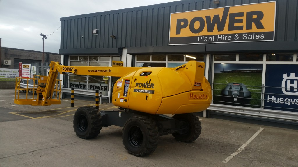 telescopic-boom-hire-wicklow-45ft-haulotte-power-plant-hire