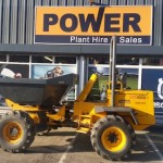 barford-6-ton-swivel-dumper-for-sale-power-plant-hire